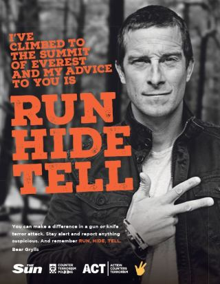 Run, Hide Tell poster
