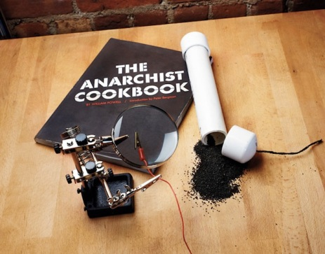 anarchists cookbook