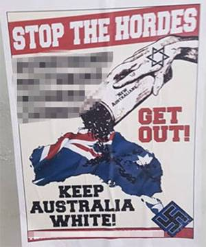 antipodean resistance poster
