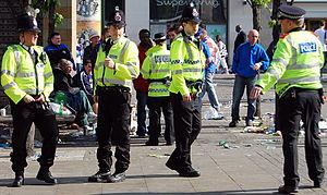 english police 1996