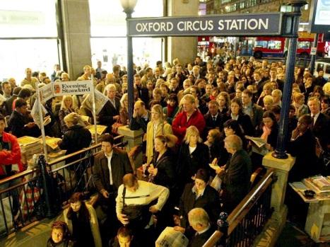 Oxford Circus 1