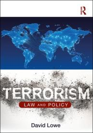My terrorism book cover