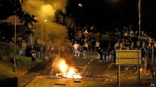 bogside riots