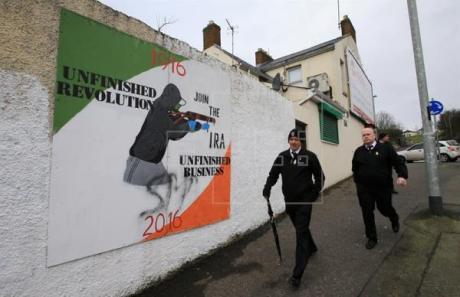 IRA Derry