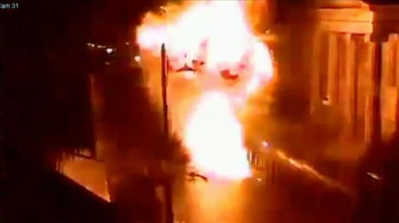 car bomb derry jan 2019