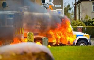 Derry riots April 2019